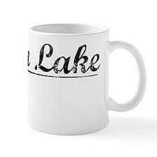 Pelican Lake, Vintage Mug