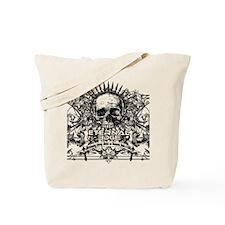 Eternal Edge-Heritage (black) Tote Bag