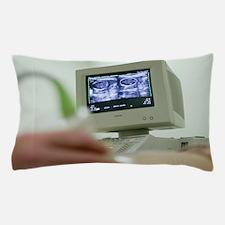 Pregnancy ultrasound Pillow Case