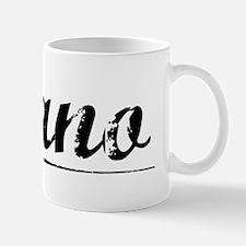 Plano, Vintage Mug