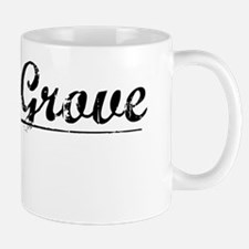 Piney Grove, Vintage Mug