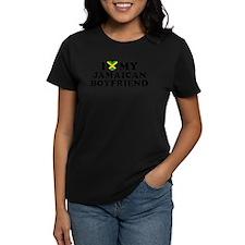 I Love My Jamaican Boyfriend Tee