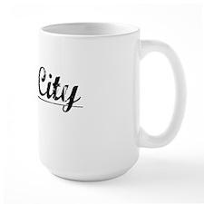Pick City, Vintage Mug