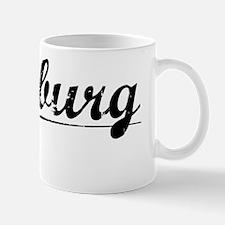 Pittsburg, Vintage Mug
