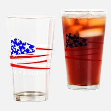 Buy A Merkin Drinking Glass