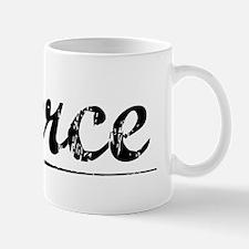 Pierce, Vintage Mug