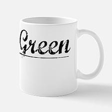 Piney Green, Vintage Mug