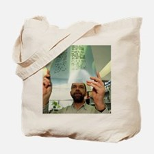 Professor Alec Jeffreys Tote Bag