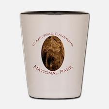 Carlsbad Caverns National Park...Chines Shot Glass