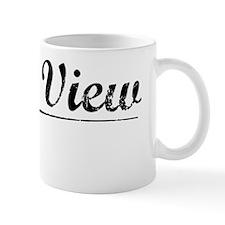 Piney View, Vintage Mug