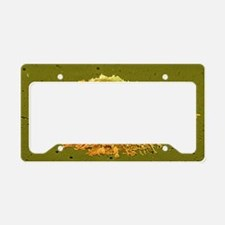 Prostate cancer cell, SEM License Plate Holder