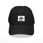 Blue Moderns2 Black Cap