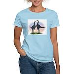 Blue Moderns2 Women's Light T-Shirt