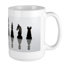 Chess pieces Mug