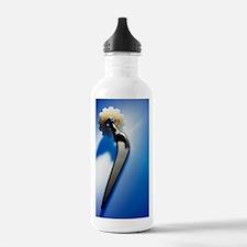Prosthetic hip (artifi Water Bottle