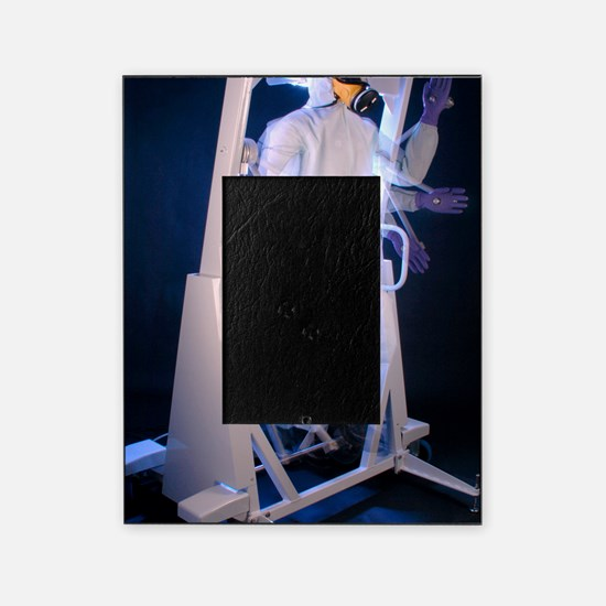 Protective clothing testing Picture Frame