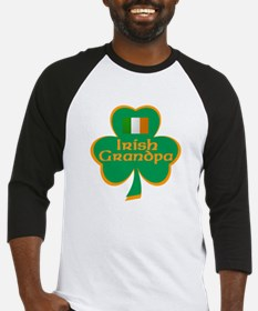 Irish Grandpa Baseball Jersey