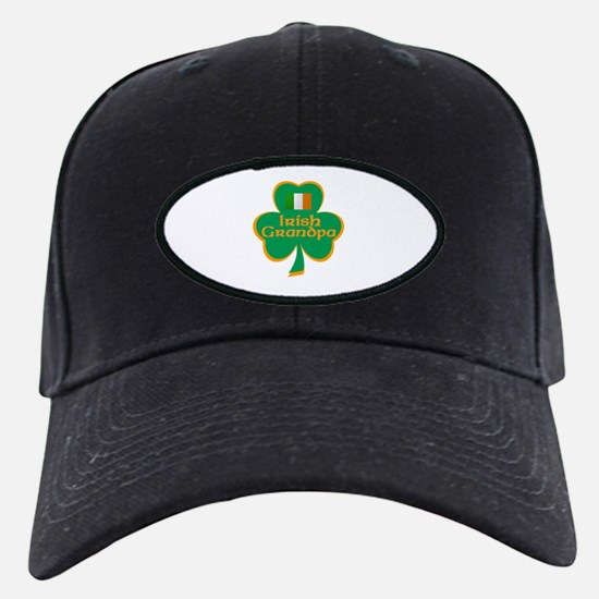 Irish Grandpa Baseball Hat