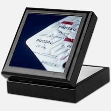 Prozac Keepsake Box