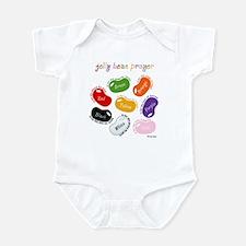 Jelly Bean Prayer Infant Bodysuit