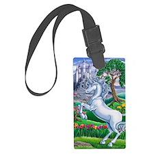 Unicorn Kingdom 16x20 Luggage Tag
