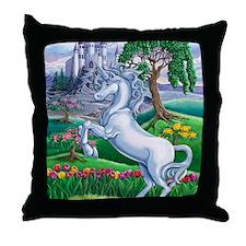 Unicorn Kingdom 16x20 Throw Pillow