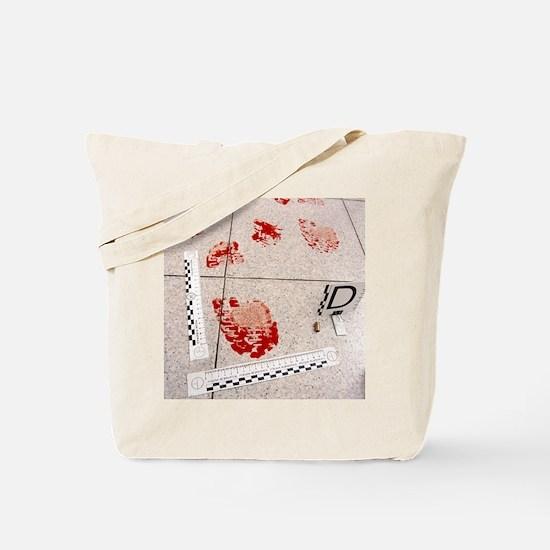 Recording evidence Tote Bag