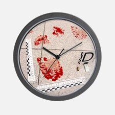 Recording evidence Wall Clock