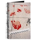 Forensic science Journals & Spiral Notebooks