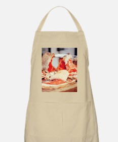 Raw meat Apron