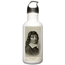 Rene Descartes, French Water Bottle