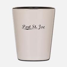 Port St. Joe, Vintage Shot Glass