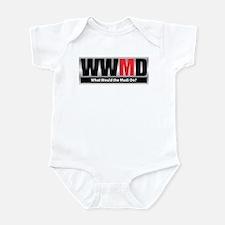 WW the Mudi D Infant Bodysuit