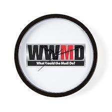 WW the Mudi D Wall Clock