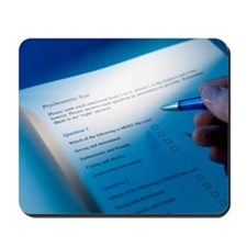 Psychometric test Mousepad