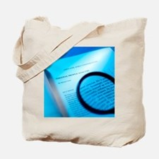 Psychometric test results Tote Bag