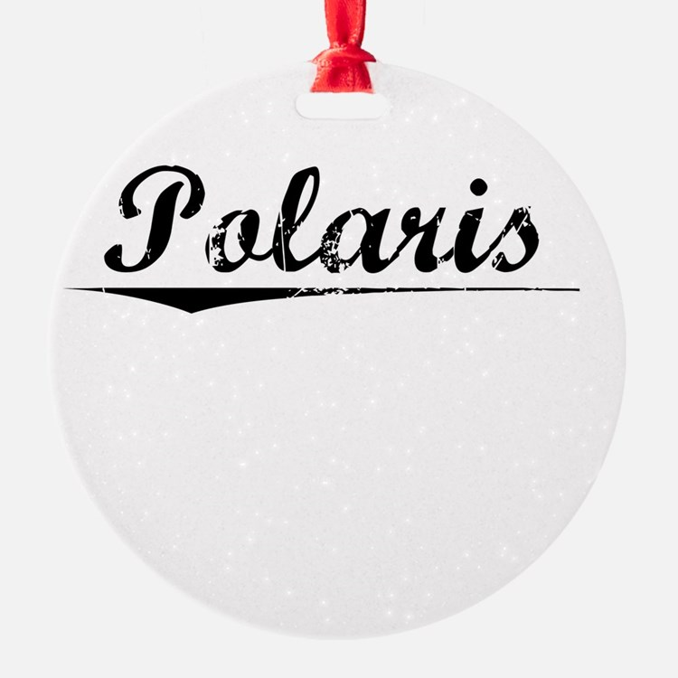 Polaris, Vintage Ornament