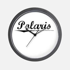 Polaris, Vintage Wall Clock