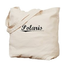 Polaris, Vintage Tote Bag
