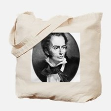 Rene Laennec, French physician Tote Bag