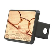 Reading glasses Hitch Cover