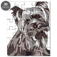 Neutral Yorkie Puzzle