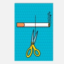 Quitting smoking Postcards (Package of 8)