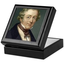 Robert Peel, British Prime Minister Keepsake Box