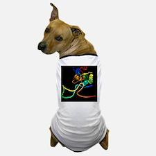 Ribosome and mRNA Dog T-Shirt