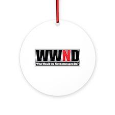WWND Ornament (Round)