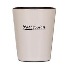 Possession, Vintage Shot Glass