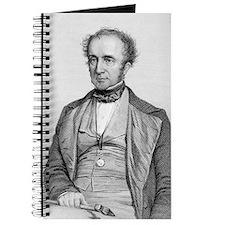 Roderick Murchison, Scottish geologist Journal