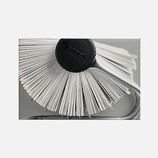 Rolodex Rectangle Magnet