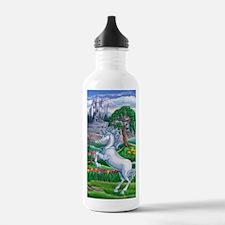 Unicorn Kingdom 23x35 Water Bottle